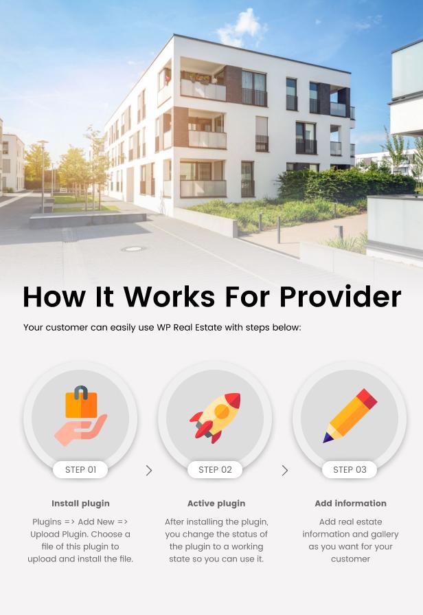 WordPress Real Estate Management - 8