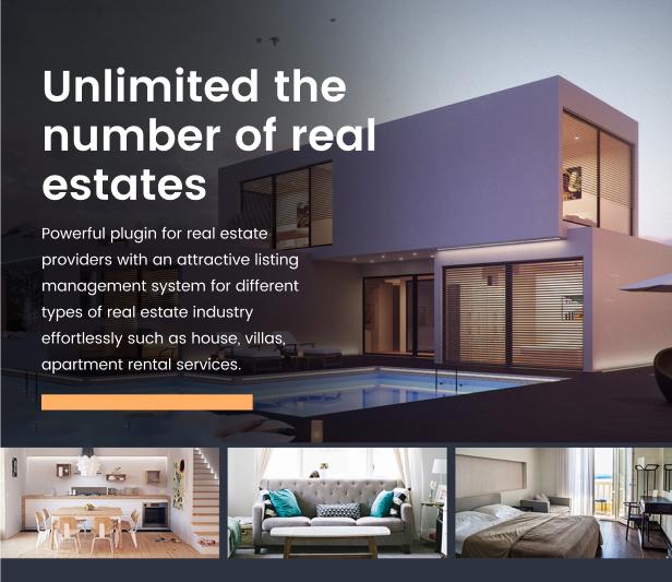 WordPress Real Estate Management - 12