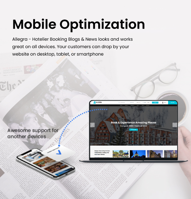 Allegra - A Multilayout Blog & Magazine Theme - 14