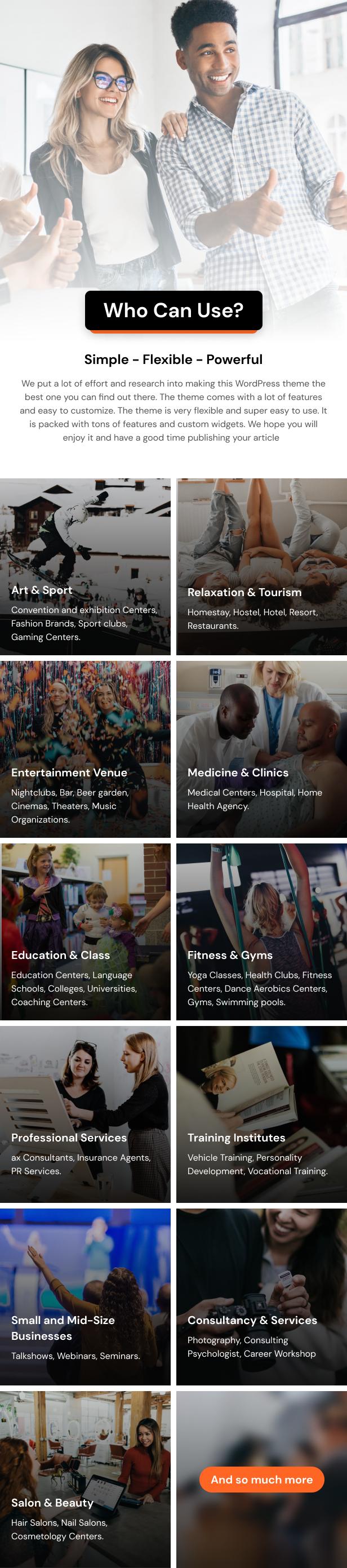 Blognew – Event Management WordPress Blog Theme - 6