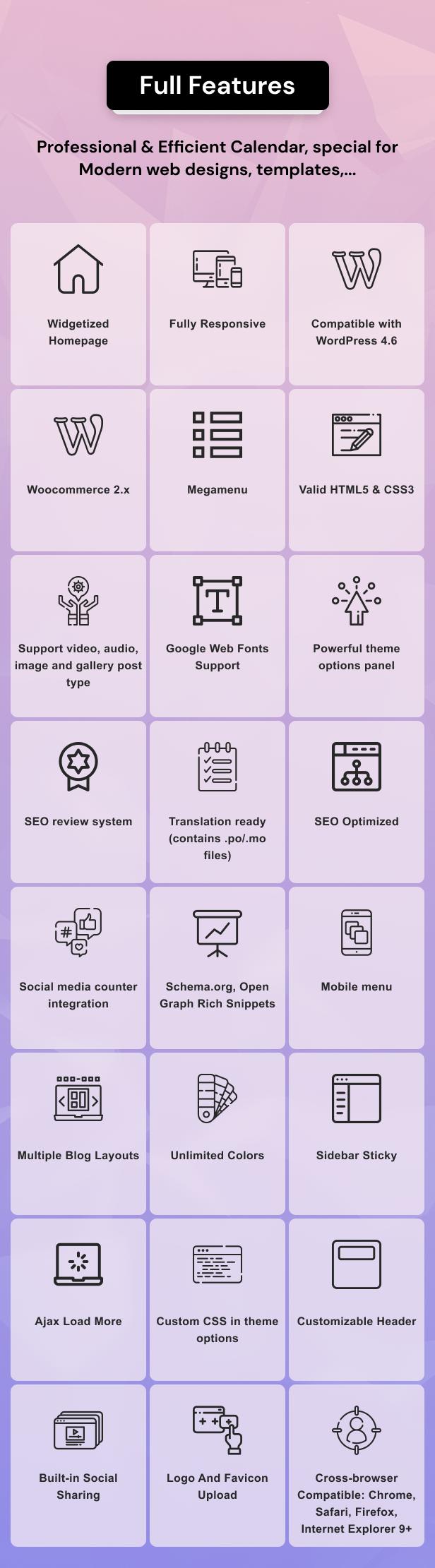 Blognew – Event Management WordPress Blog Theme - 7
