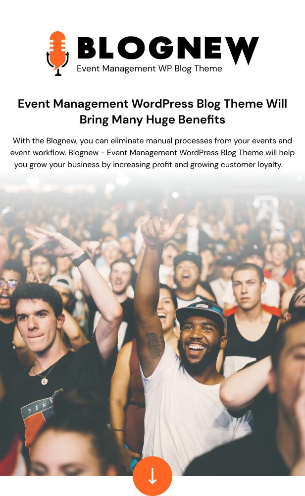 Blognew – Event Management WordPress Blog Theme - 8