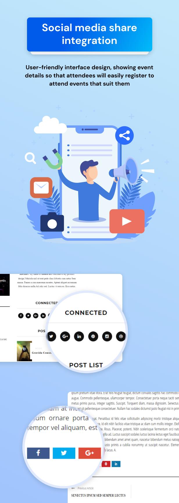 Blognew – Event Management WordPress Blog Theme - 18