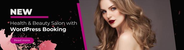 Cleopa - Health & Beauty Salon With WordPress Booking - 1