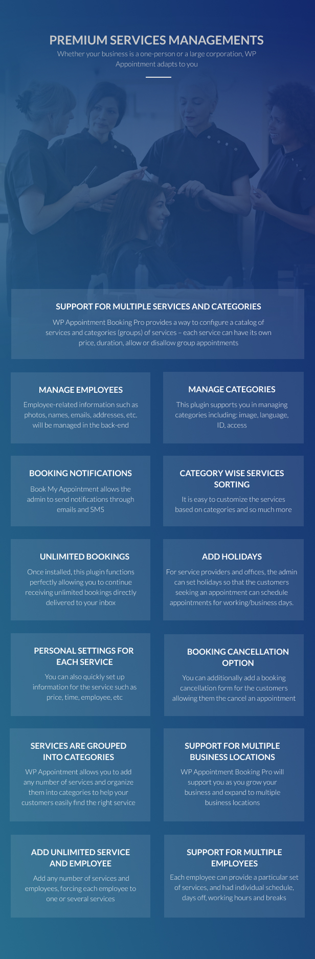 WP Appointment Booking & Scheduling - 9